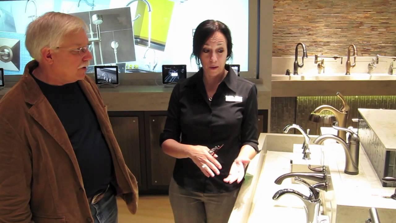 Askthebuilder At Dream2o Showroom Delta And Brizo Faucets
