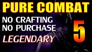 Extreme Skyrim Pure Combat Walkthrough NO CRAFTING, NO PURCHASE - Part 5: A Budding Stealth Archer