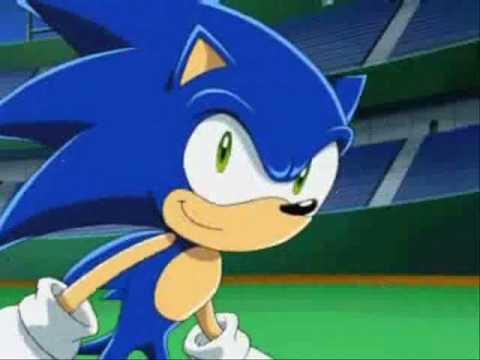 Sonic X Right Round