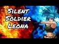 KOF'98 UM OL - Character Introduction: Silent Soldier Leona