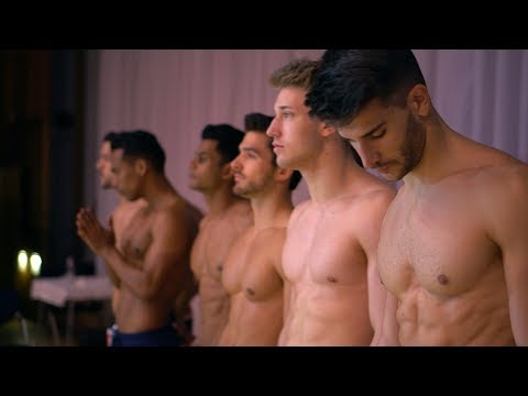 Swimwear Competition Behind The Scenes By Adam Josef