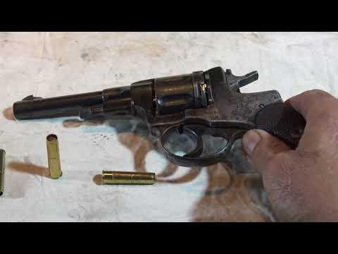 revolver 7 62 nagant