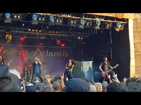Visions of Atlantis - Lost (Live HD) @ Wacken Open Air - 2018