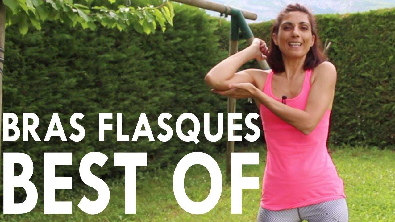 BEST OF BRAS FLASQUES   COMMENT RAFFERMIR DESSOUS LES BRAS - REUSSITE  FITNESS 63f55605225