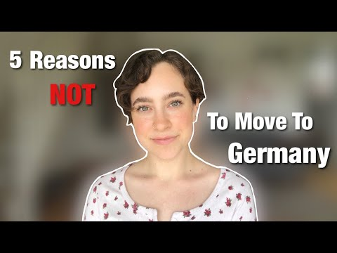5 Reasons Why You Might Not Want To Move To Germany (American Perspective)