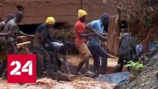 Генсек ООН выразил соболезнования народу Сьерра Леоне
