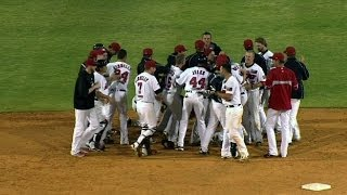Perth Heat defeat the Canberra Cavalry, 4-3
