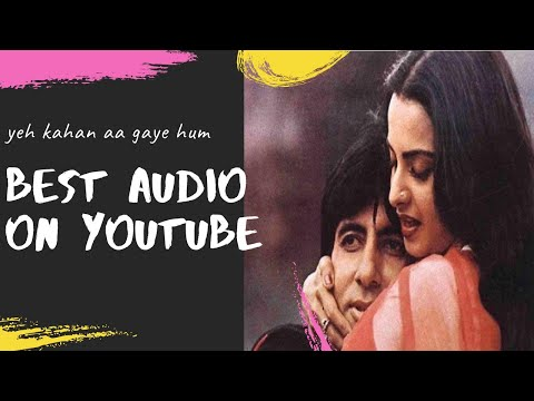 Yeh Kahan Aa Gaye Hum - SILSILA Movie Songs