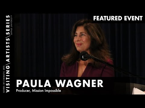 Paula Wagner, American Film Producer