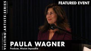 Paula Wagner, American Film Producer