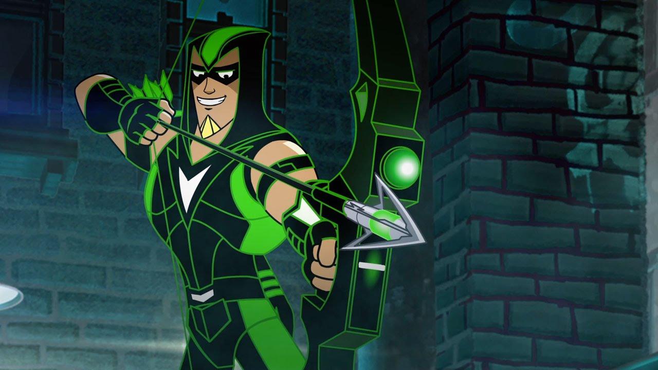 "DC Nation - Green Arrow - ""Brick"" (full) - YouTube"