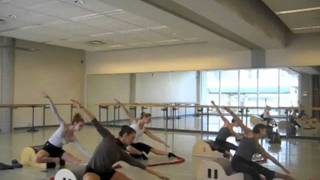 Fletcher Pilates - Rib Roll Thumbnail