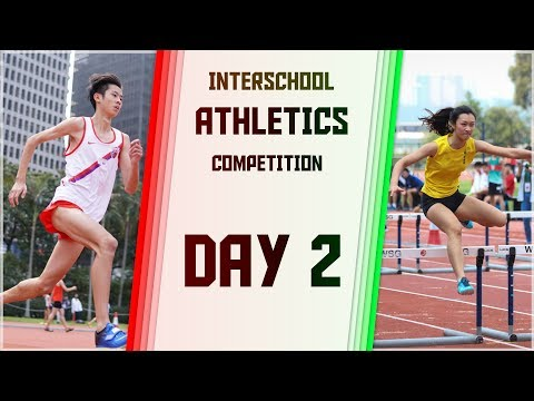 2019 Inter-School Athletics Competition D1 (Day 2) LSC x GHS Live Broadcast