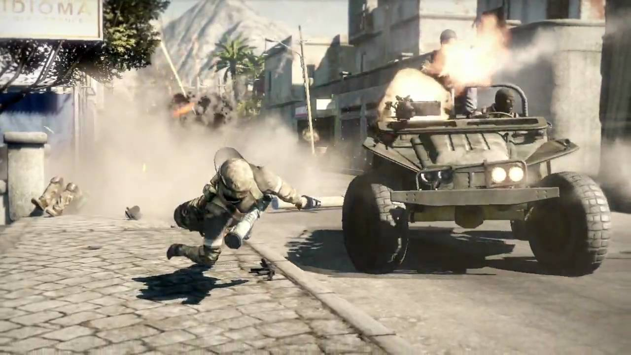 Battlefield 2 bad company game trailer play online slots for free monopoly