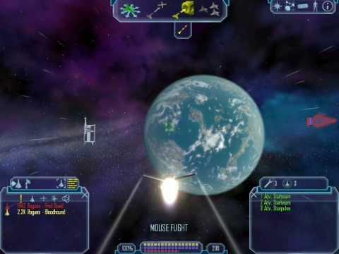 Freelancer Gameplay