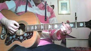 Avril Lavigne 'Tomorrow' - Guitar Lesson