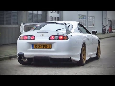 Best of Toyota Supra mk4 (2JZ) Compilation!
