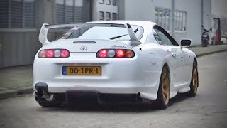 Best of Toyota Supra mk4 (2JZ) Compilation!
