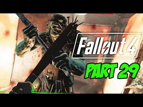 TOWER TROUBLE - Fallout 4 Survival Mode   Part 29