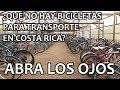 Necesidad de transporte en bicicleta en Costa Rica - MRC Media