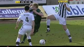 2008-02-24 St Mirren v Celtic