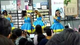 2012年11月11日(日) 町田・鈴木楽器本店にて。 町田のご当地アイドル...