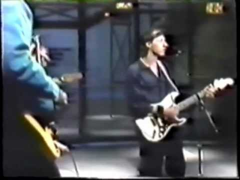 Dire Straits (MK) Late Night with Letterman Show 1985