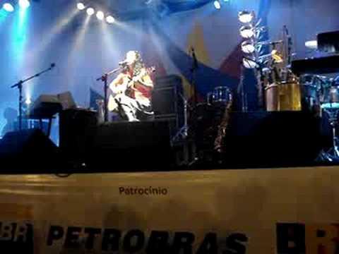 Fernanda Porto - Conte-me tudo (ao vivo)