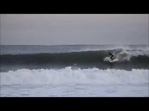 Cow Bay - January 10th, 2015 (Surf Nova Scotia)