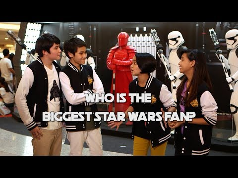 Club Mickey Mouse   Who's the ultimate Star Wars fan: Final face-off   Disney Channel Asia