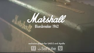 Classic Amps: Marshall Bluesbreaker 1962 plug-in by Softube