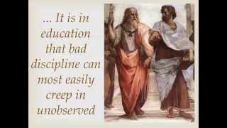 Famous Educational Quotes from Plato