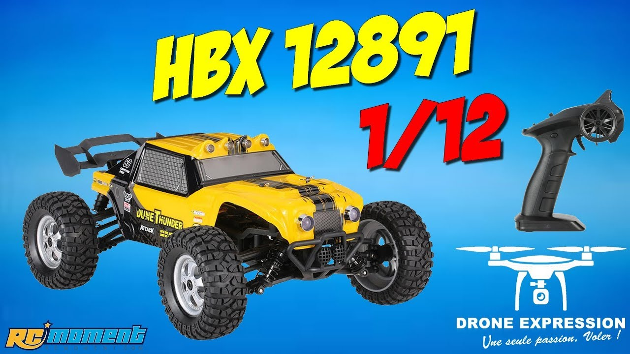 hbx 12891 4wd rc car review unboxing run test voiture radiocommand e t l command e rcmoment. Black Bedroom Furniture Sets. Home Design Ideas