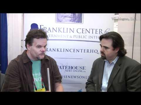 Lee Stranahan and Tony Katz at CPAC