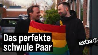 Johannes Schlüter: Das perfekte schwule Paar