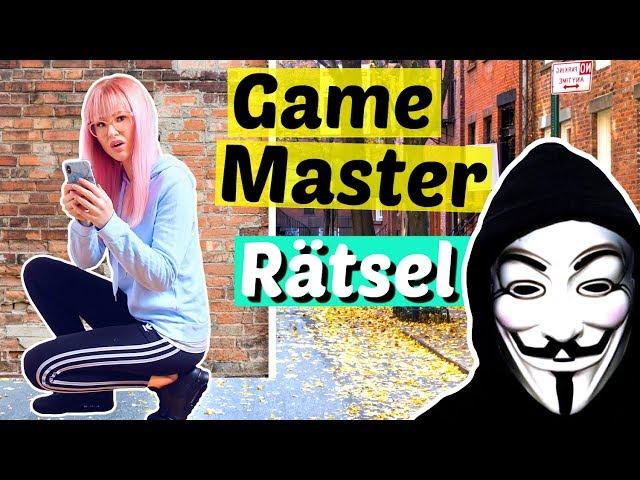 der GAME MASTER hat ein Rätsel für uns 😱 | ViktoriaSarina
