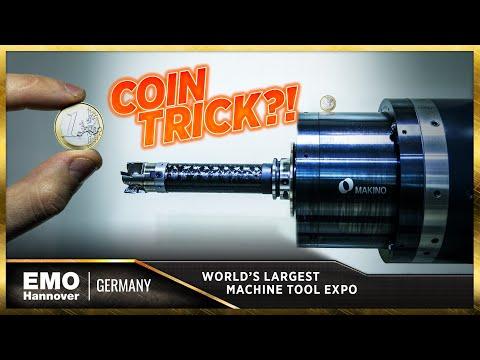 Precision Of MAKINO - The Coin Trick | EMO 2019