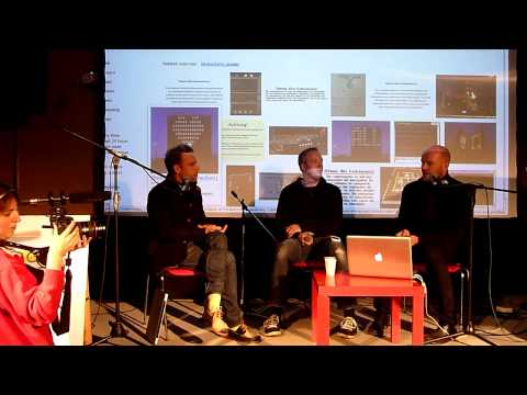 Social Media Week Discussion : Beyond Corporate Social Media: Critical and Creative Strategies