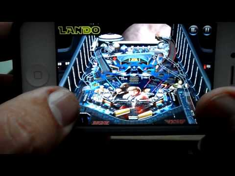 BEST FREE PINBALL GAME ON APPLE APP STORE AND ON GOOGLE PLAY STAR WARS PINBALL