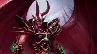 World of Warcraft - реплики Детеррока