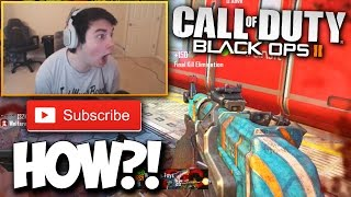 there is no way that happened bo2 subscriber challenge 4