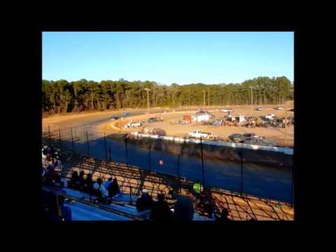Waycross Motor Speedway 2/15/14