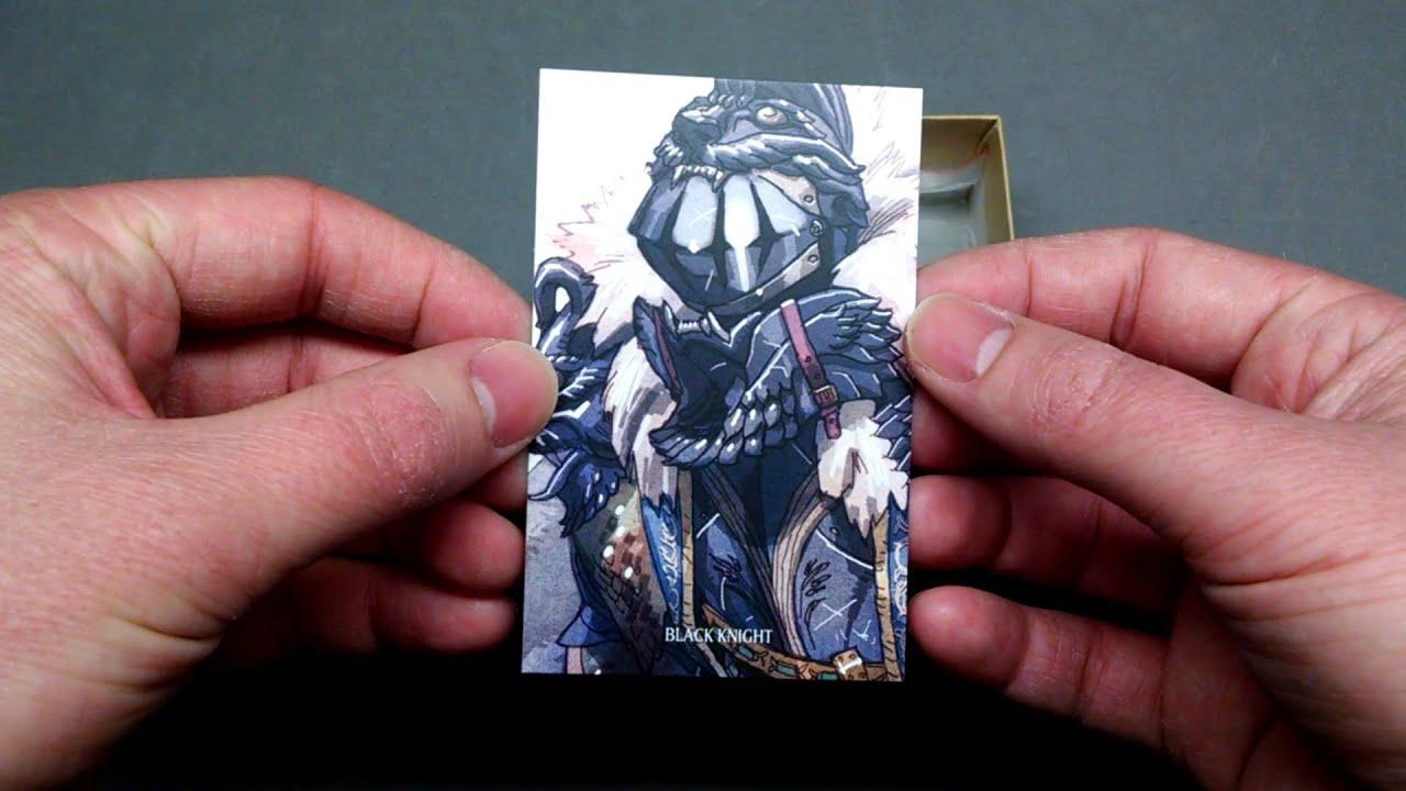 50mm resin kingdom death Black Knight Unpainted Unbuild X01