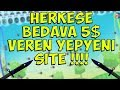 HERKESE BEDAVA 5$ VEREN YENİ AÇILAN SİTE !!! | CSGO BEDAVA SKİN KAZANMA !!!