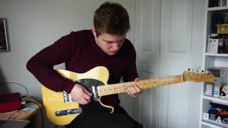 Queen Don T Stop Me Now Guitar Solo Richard Jacobs