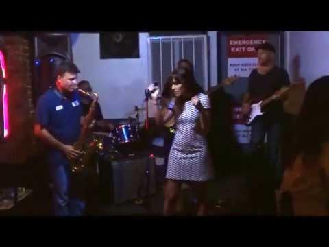 Soraya - Live Blues Jam session @Wally's cafe Jazz Club - Boston