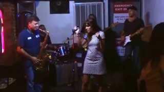 soraya live blues jam session wally s cafe jazz club boston