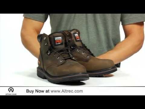 42309b5a60e Timberland Pro Men's Pit Boss 6 Inch Soft Toe Work Boots