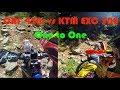 KTM 300 vs CRF 450