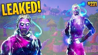 "NEW EXCLUSIVE ""GALAXY"" SKIN GAMEPLAY! (MOST EXPENSIVE) 